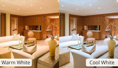 Integral LED Cool White vs Warm White