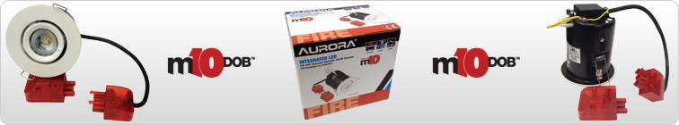 Aurora M10 Downlights