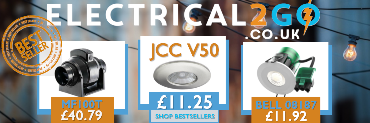Electrical2Go's Bestselling Electrical Products