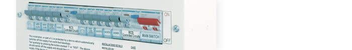 Hager Consumer units and circuit protection