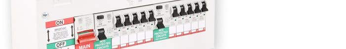 MK Consumer units and circuit protection